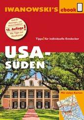 USA Süden - Reiseführer von Iwanowski (eBook, ePUB)