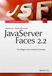 JavaServer Faces 2.2 - Grundlagen und erweiterte Konzepte