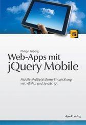 Web-Apps mit jQuery Mobile (eBook, PDF)
