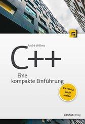 C++: Eine kompakte Einführung (eBook, PDF)