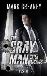 The Gray Man - Unter Beschuss (eBook, ePUB)