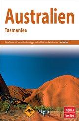 Nelles Guide Reiseführer Australien, Tasmanien (eBook, PDF)