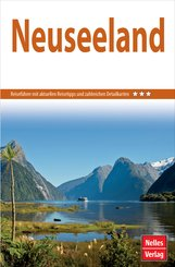 Nelles Guide Reiseführer Neuseeland (eBook, PDF)
