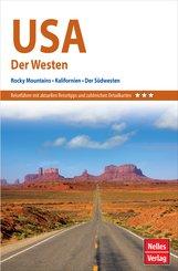 Nelles Guide Reiseführer USA - Der Westen (eBook, PDF)