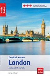 Nelles Pocket Reiseführer London (eBook, PDF)