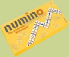 Numino  das geniale neue Rechenspiel
