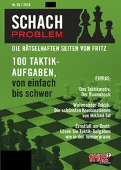 Schach Problem #03/2016 (eBook, ePUB)