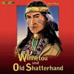 Winnetou und Old Shatterhand (2 Audio-CDs)