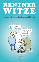 Rentnerwitze (eBook, ePUB)