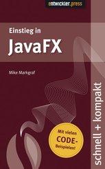 JavaFX (eBook, PDF)