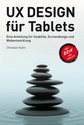 UX Design für Tablets (eBook, PDF)