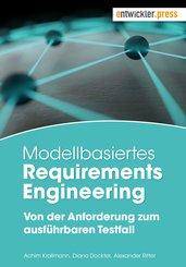 Modellbasiertes Requirements Engineering (eBook, PDF)