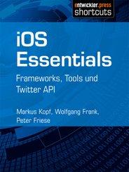 iOS Essentials (eBook, ePUB)