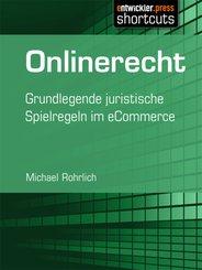 Onlinerecht (eBook, ePUB)