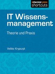 IT Wissensmanagement (eBook, ePUB)