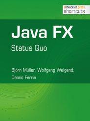 Java FX - Status Quo (eBook, ePUB)