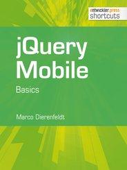 jQuery Mobile - Basics (eBook, ePUB)