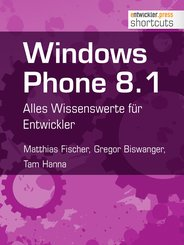 Windows Phone 8.1 (eBook, ePUB)