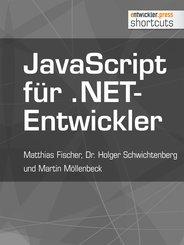 JavaScript für .NET-Entwickler (eBook, ePUB)