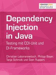 Dependency Injection in Java (eBook, ePUB)