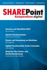 SharePoint Kompendium - Bd. 13 (eBook, ePUB)