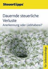 Dauernde steuerliche Verluste (eBook, ePUB)
