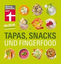 Tapas, Snacks & Fingerfood (eBook, PDF)
