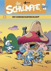Die Schlümpfe 15. Der Siebenschläferschlumpf (eBook, PDF)