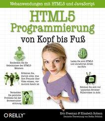 HTML5-Programmierung von Kopf bis Fuß: Webanwendungen mit HTML5 und JavaScript (eBook, PDF)