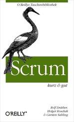 Scrum kurz & gut (eBook, PDF)