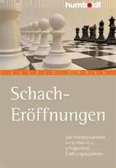 Schach Eröffnungen. (eBook, PDF)