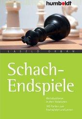 Schach-Endspiele (eBook, PDF)