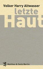 Letzte Haut (eBook, ePUB)