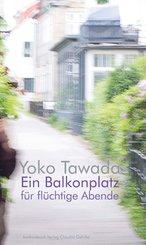 Ein Balkonplatz für flüchtige Abende (eBook, ePUB)