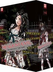Resident Evil - Marhawa Desire, Manga Gesamtausgabe (Band 1-5 im Schuber)
