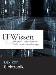 Lexikon Elektronik (eBook, ePUB)