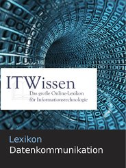 Lexikon Datenkommunikation (eBook, ePUB/PDF)