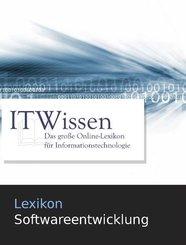 Lexikon Softwareentwicklung (eBook, PDF/ePUB)