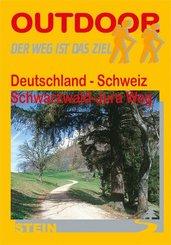 Deutschland - Schweiz: Schwarzwald-Jura-Weg