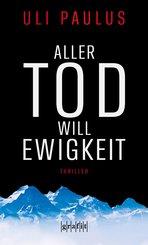 Aller Tod will Ewigkeit (eBook, ePUB)