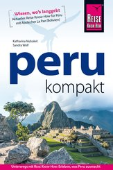 Peru kompakt (eBook, ePUB)