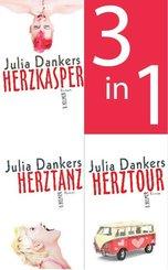 Herzkasper / Herztanz / Herztour (3in1-Bundle) (eBook, ePUB)