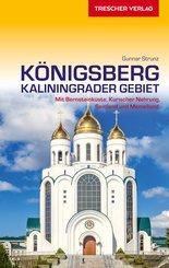 Reiseführer Königsberg - Kaliningrader Gebiet (eBook, PDF)