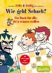 Fritz & Fertig - Wie geht Schach? (eBook, ePUB)