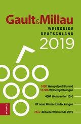 Gault&Millau Weinguide Deutschland 2019 (eBook, ePUB)