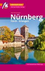 Nürnberg - Fürth, Erlangen Reiseführer Michael Müller Verlag (eBook, ePUB)