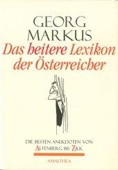 Das heitere Lexikon der Österreicher (eBook, ePUB)