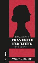 Travestie der Liebe (eBook, ePUB)