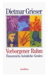 Verborgener Ruhm (eBook, ePUB)