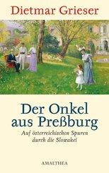 Der Onkel aus Preßburg (eBook, ePUB)